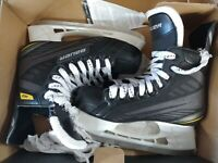 Bauer Supreme 140 Ice Hockey Skates Size 7  US Shoe Size 8.5
