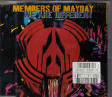 Members Of Mayday-We Are Different cd maxi single