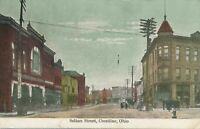 CRESTLINE OH – Seltzer Street - 1910