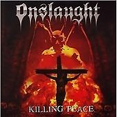 Onslaught - Killing Peace ( CD 2007 ) NEW / SEALED
