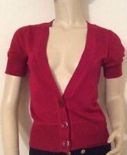 TU Women's Thin Knit Short Sleeve Jumpers & Cardigans