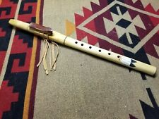 Native American style flute in the key of A at 440 hz