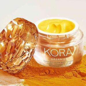 Kora Organics by Miranda Kerr Turmeric Glow Moisturizer 50ml Brighten *FreePost
