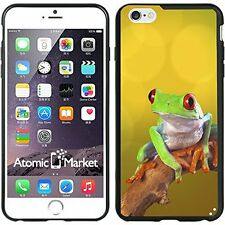 Colorful Tree Frog For Iphone 6 Plus 5.5 Inch Case Cover