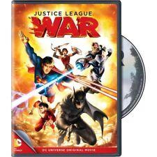 Justice League War DC Comics Region 4 New DVD