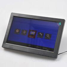 "11.6"" inch Wide Screen Monitor Color LCD 16:10 1366x768 BNC HDMI VGA RCA Speaker"