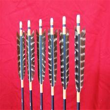 Kyudo Arrow  Mutsuya  6 arrow set size 1913 for women  Japanese archery