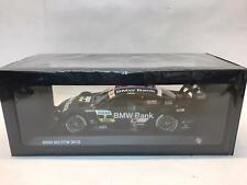 Minichamps BMW M3 DTM #7 Bruno Spengler 2012 1/18 PROMOTIONAL DEALER BOX
