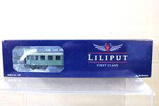 LILIPUT L384701 DB SCHNELLZUGWAGEN BADISCHE BAUART 2nd CLASS COACH Ep IIIb ng