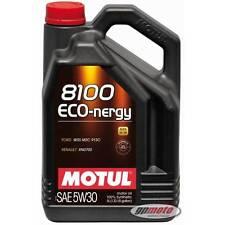 8.06€/l Motul 8100 Eco energía 5W30 5L totalmente sintético