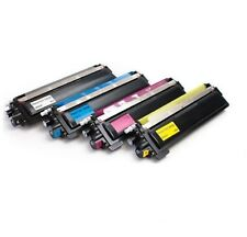 4 Pk Compatible Brother TN-210 TN210 Toner BCMY MFC-9320CW MFC-9325CW HL-3070CW