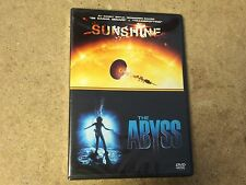 * NEW DVD Film * JAMES CAMERON'S THE ABYSS / DANNY BOYLE'S SUNSHINE double pack