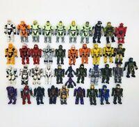 20 PCS Random Mega Bloks Halo Reach Action Figure M222C