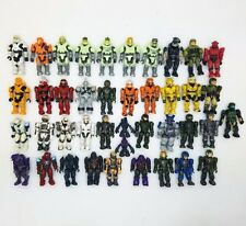 20 PCS Random Mega Bloks Halo Reach Action Figure M222C