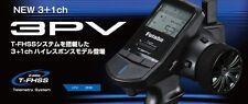 Futaba 3PV 3+1 Channel T-FHSS Transmitter R314SB Receiver RC Cars / boats  NIB