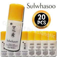 Sulwhasoo First Care Activating Serum Ex 4ml x 20pcs (80ml) Sample Amore Pacific