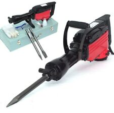 1850w Electric Demolition Hammer Drill Concrete Breaker Jack Power Tool