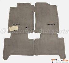 Toyota 4Runner 2003-2009 Stone Floor Mat Set Genuine OEM PT208-89030-21
