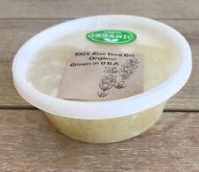 100% Pure Aloe Vera Gel Organic Soothing Moisture 2 8 oz. Fresh Pack Grown USA