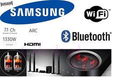 Samsung 7.1CH 3D Bluray Home Theatre System UHD Upscale 1330W HTJ7750