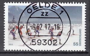 BRD 2012 Mi. Nr. 2912 TOP Vollstempel Gestempelt LUXUS!!! (29271)