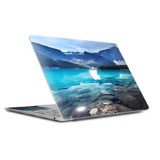 Skin Decal Wrap for MacBook Air Retina 13 Inch - Mountain lake