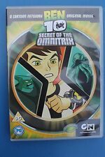 Ben 10 - Secret Of The Omnitrix (DVD, 2009)