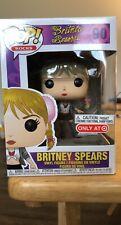 Funko Pop! Collectors Box: Britney Spears Pop! & L Tee Black Target Exclusive