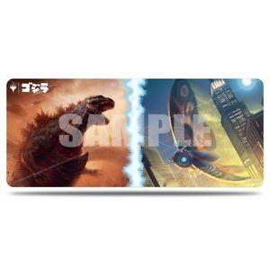 "Ikoria Godzilla vs. Mothra TABLE MAT 6' (72"" x 30"") ULTRA PRO FOR MTG CARDS"