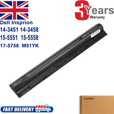 Battery for Dell Inspiron 14 15 17 5000 Series 5452 5458 5459 5552 5559 5759 CL