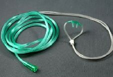 7FT Adult Curved Tip Soft Nasal Oxygen Cannula #0556