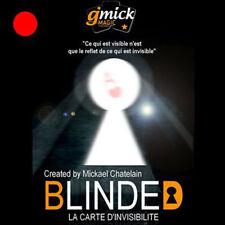 BLINDED de Mickael Chatelain Tour de magie avec des cartes