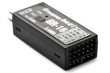New Graupner GR16L GR-16L 8 Channel 2.4ghz HoTT RC Receiver RX S1021.LOSE
