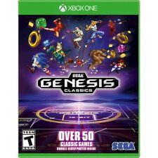 SEGA Genesis Classics - Microsoft Xbox One - Brand New - Free Shipping!