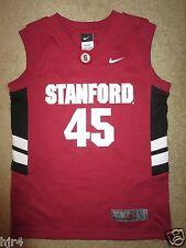 Stanford Cardinal #45 Basketball Nike Jersey Youth M 10-12 medium children