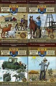 Hank the Cowdog Ranch Life - Complete Series 4 Books