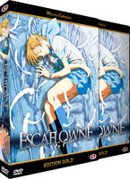 ★ Escaflowne ★ Le Film - Edition Gold - DVD
