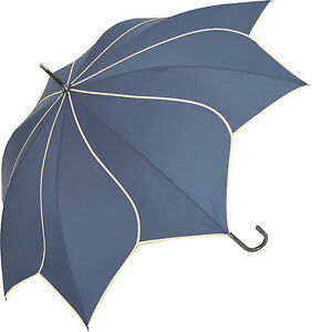 Soake Everyday Collection Swirl Automatic Long Stick Umbrellas