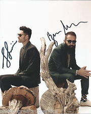CAPITAL CITIES BAND SIGNED 8X10 PHOTO W/COA SEBU RYAN SAFE AND SOUND
