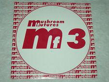MUSHROOM FUTURES MF3 CD