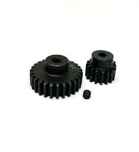 Arrma FELONY 6s - Pinion Gears (16t 27t steel Mod 1 Safe-D5 ARA7617V2