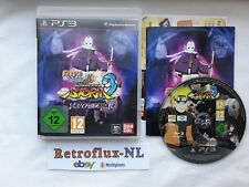 Naruto Ultimate Ninja Storm 3 True Despair - Complete PAL - Playstation 3 PS3