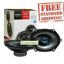 "SONY XS-R5744 5 x 7"" / 6 x 8 inch 4-WAY 380w CAR AUDIO SPEAKERS XSR5744"