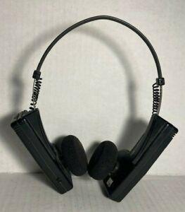 Vintage Radio Shack Realistic Stereo-Mate headset Radio Tandy 12-145 WORKS! C1
