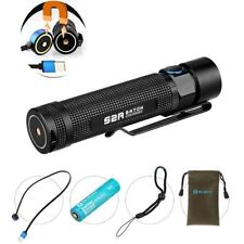 Olight S2R Baton 1020lm Magnetic Rechargeable Cree LED EDC Flashlight w/ Battery