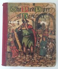 The Pied Piper of Hamelin by Robert Browning HB EX-LIBARY (1926)