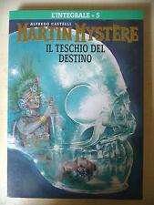 MARTIN MYSTERE L'INTEGRALE 5 IL TESCHIO DEL DESTINO 2000 - fum4