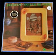 JACK GREENE-YOURS FOR THE TAKING-FLP 7012-COUNTRY-1980-SEALED LP