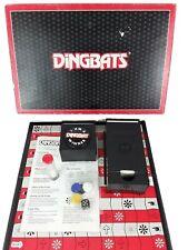 Dingbats Board Game Vintage 1987  – Waddingtons (Completed)