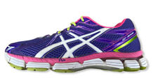Asics GT-2000 Women's Running Shoes T2K7N Purple Pink Green Size 11